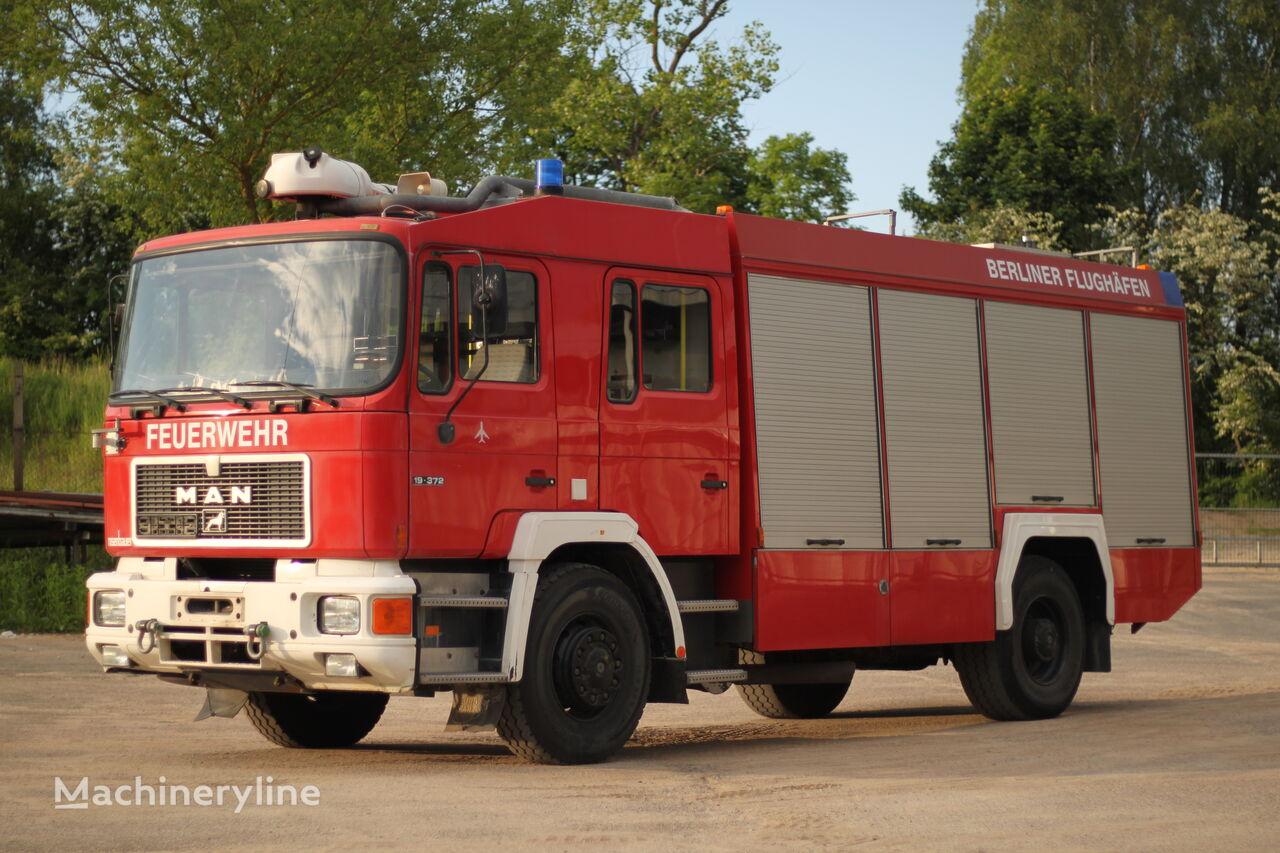 gaisrinė mašina MAN F04 / HTLF 2800-750