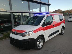 naujas greitosios pagalbos automobilis CITROEN Berlingo XL