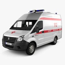 naujas greitosios pagalbos automobilis GAZ B TYPE GAZelle NEXT AMBULANCE WİTH FULL EQUİPMENT