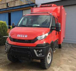 naujas greitosios pagalbos automobilis IVECO 4WD