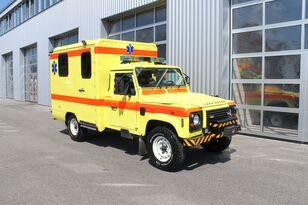 greitosios pagalbos automobilis LAND ROVER Defender 130 TD