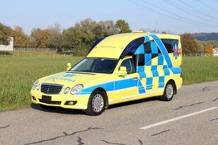 greitosios pagalbos automobilis MERCEDES-BENZ E280 hochlang BINZ