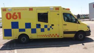 greitosios pagalbos automobilis MERCEDES-BENZ SPRINTER 319