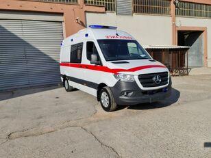naujas greitosios pagalbos automobilis MERCEDES-BENZ TYPE A  AMBULANCE SPRINTER 317 CDI