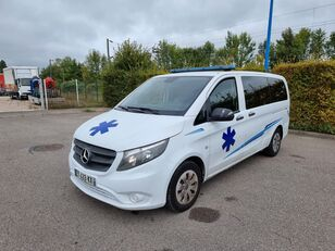 greitosios pagalbos automobilis MERCEDES-BENZ VITO 163 CV - 2018 - 204 000 KM - AUTOMATIC