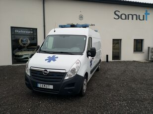 greitosios pagalbos automobilis OPEL Movano