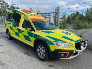 greitosios pagalbos automobilis VOLVO Nilsson XC70 D5 AWD - AMBULANCE/Krankenwagen/Ambulanssi