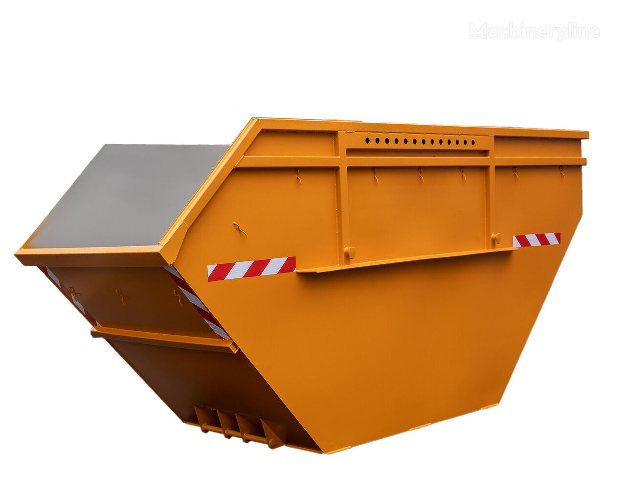 naujas statybinių atliekų konteineris Absetzcontainer Absetzmulde Mulde Container Kontener Mulda