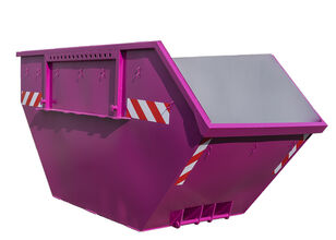 naujas statybinių atliekų konteineris Absetzcontainer Mulde Container Kontener Mulda offen