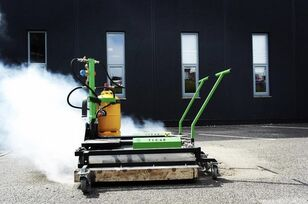 naujas asfalto kaitintuvas TICAB  Réchauffeur infrarouge d'asphalte MIRA-1