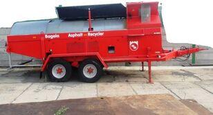 asfalto perdirbimo mašina BAGELA BA 10000 (unused TOP condition zestaw