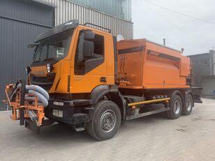 naujas asfalto perdirbimo mašina Strassmayr STP PATCHER