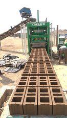 nauja betoninių blokų gamybos įranga CONMACH BlockKing-20MS Concrete Block Making Machine - 8.000 units/shift