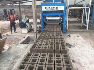 nauja betoninių blokų gamybos įranga CONMACH BlockKing-25MS Concrete Block Making Machine -10.000 units/shift