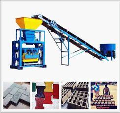 nauja betoninių blokų gamybos įranga ITK CHINA 10000