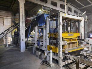 betoninių blokų gamybos įranga SUMAB 1000  / 12-14.000 blocks/8h. HIGH CAPACITY!