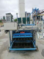 betoninių blokų gamybos įranga SUMAB Movabale concrete block making machine SUMAB E-6 S, 2018