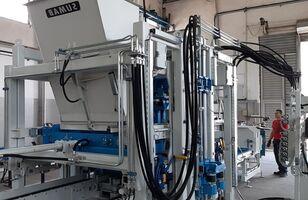 nauja betoninių blokų gamybos įranga SUMAB R-400 (800+ blocks/hour) ADVANCED BLOCK Machine