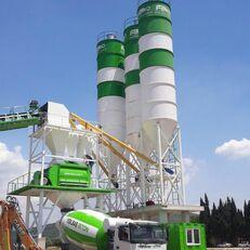 nauja betono gamykla FABO POWERMIX-130 CONCRETE PLANT | NEW GENERATION