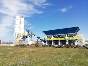 nauja betono gamykla PROMAX Compact Concrete Batching Plant PROMAX C60-SNG-LINE (60m³/h)