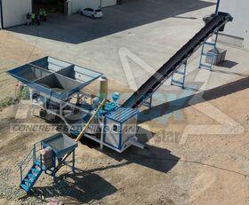 nauja betono gamykla PROMAX Mobile Concrete Batching Plant M35-PLNT (35m3/h)
