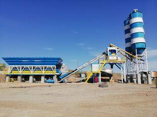 nauja betono gamykla PROMAX КОМПАКТНЫЙ БЕТОННЫЙ ЗАВОД C100 TWN-L (100м³/ч)