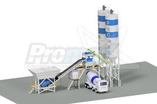 nauja betono gamykla PROMAX КОМПАКТНЫЙ БЕТОННЫЙ ЗАВОД C100 TWN-PLUS (100м³/ч)