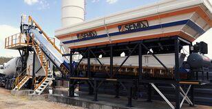 nauja betono gamykla SEMIX Mobil 60 S4 MOBILNÍ BETONÁRNY 60 m³/h