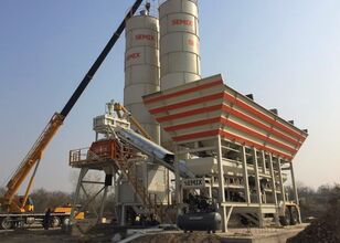 nauja betono gamykla SEMIX Mobile 120-135 Y MOBILE CONCRETE BATCHING PLANTS 120-135m³