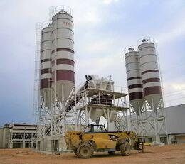 nauja betono gamykla SEMIX STATIONARY CONCRETE BATCHING PLANTS 200