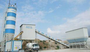 nauja betono gamykla SEMIX  Stationary 160 STATIONARY CONCRETE BATCHING PLANTS 160m³/h