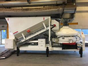 nauja betono gamykla SUMAB Scandinavian Quality! Economy Class K-10 (Pan mixer 750 \ 500 L)