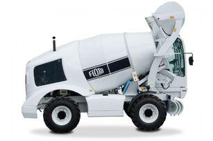 naujas betono maišyklė FIORI BB X 25