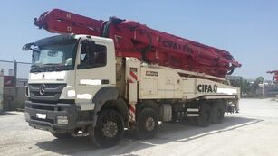 betono siurblys CIFA K52L XLRZ