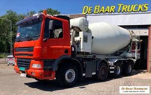 betono siurblys DAF 85 11m3 CONCRETE MIXER