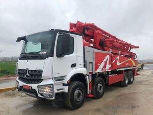 naujas betono siurblys KCP 46m - AROCS 4143 8x4/4 - Mercedes-Benz - NUEVO -