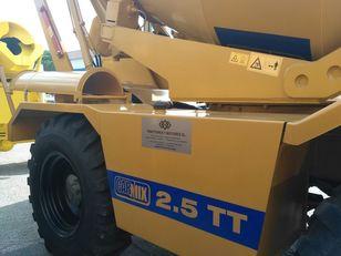 betonvežis CARMIX 2.5 TT