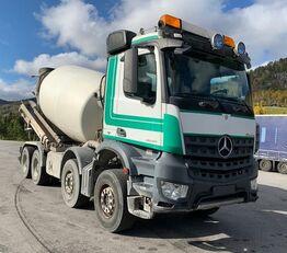 betonvežis MERCEDES-BENZ Arocs 3246 Saraka 9m³; EUR6; SUPER ZUSTAND!8x4