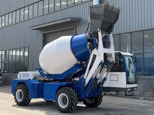 naujas betonvežis QINGDAO PROMISING CML350