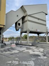 cemento siloso BENNINGHOVEN 300 t  Hot mix storage silo