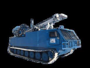 naujas gręžimo įrenginys Strojdormash БГМ-1М