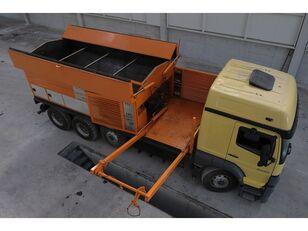 kita statybinė technika Srt makina ASPHALT PATCH ROBOT, MACHINE OF ASPHALT ROAD MAINTENANCE
