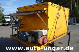 mašina sandarinimo įtrūkimų OLETTO 2m³ Thermo Asphalt Container Hot Box H02 wie A.T.C. / HMB