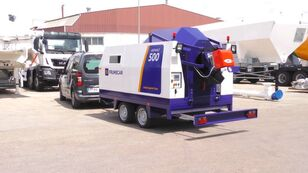 nauja perdirbimo mašina FRUMECAR Asphalt Recycler 500