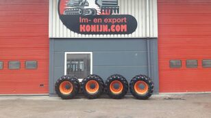 ratinis ekskavatorius Tianli single tires 600/50x22.5