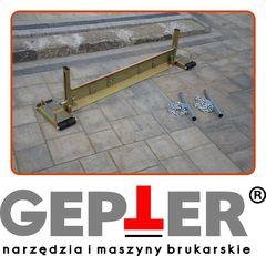 naujas trinkelių klojimo mašina GEPTER LTL250