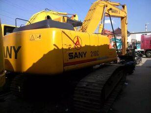 vikšrinis ekskavatorius SANY SY210C