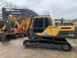 vikšrinis ekskavatorius VOLVO EC200DL Volvo Tracked Excavator