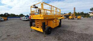 žirklinis keltuvas HAULOTTE H15SX - 15m, 4x4, diesel