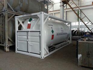 naujas 20 pėdų tank konteineris GOFA ICC-20